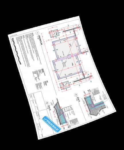 LT Ingenjörsbyrå hjälper dig med konstruktionsritningar för ditt byggprojekt.